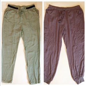 BUNDLE 2 UMGEE Soft Rayon Jogger Lounge Pants
